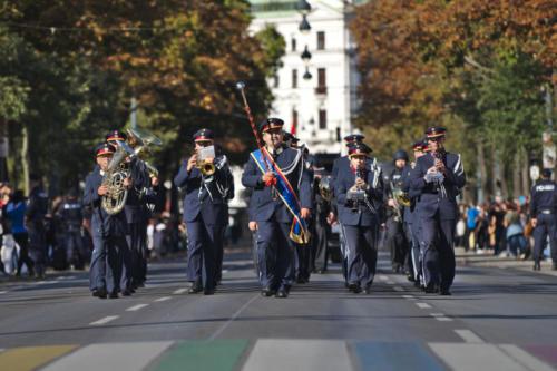 150 Jahre Sicherheitswache Wien