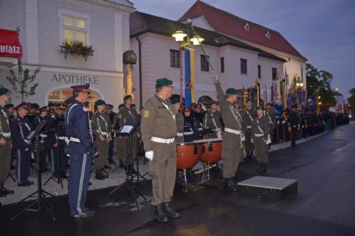 Platzkonzert - 60 Jahre Stadterhebung Traismauer