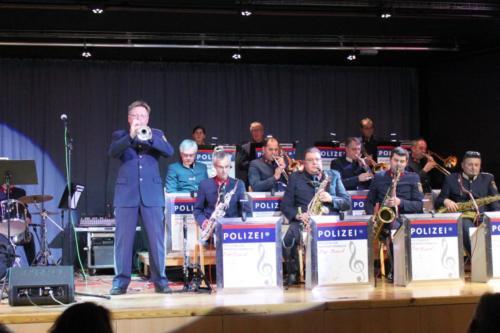 Konzert mit der Big Band in Breitenau
