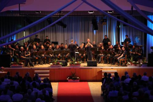 Konzert in der Mostviertelhalle Haag 22.06.2019