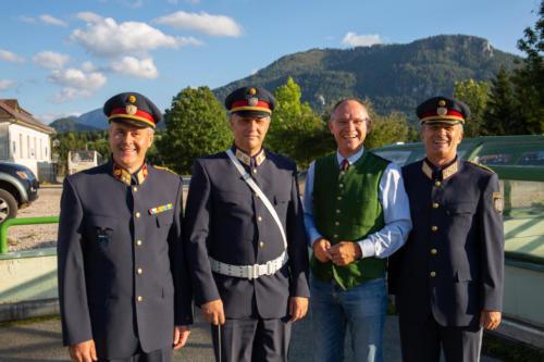 Polizeiwallfahrt Mariazell 13.09.2019